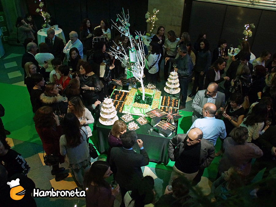 evento catering colegio farmaceuticos