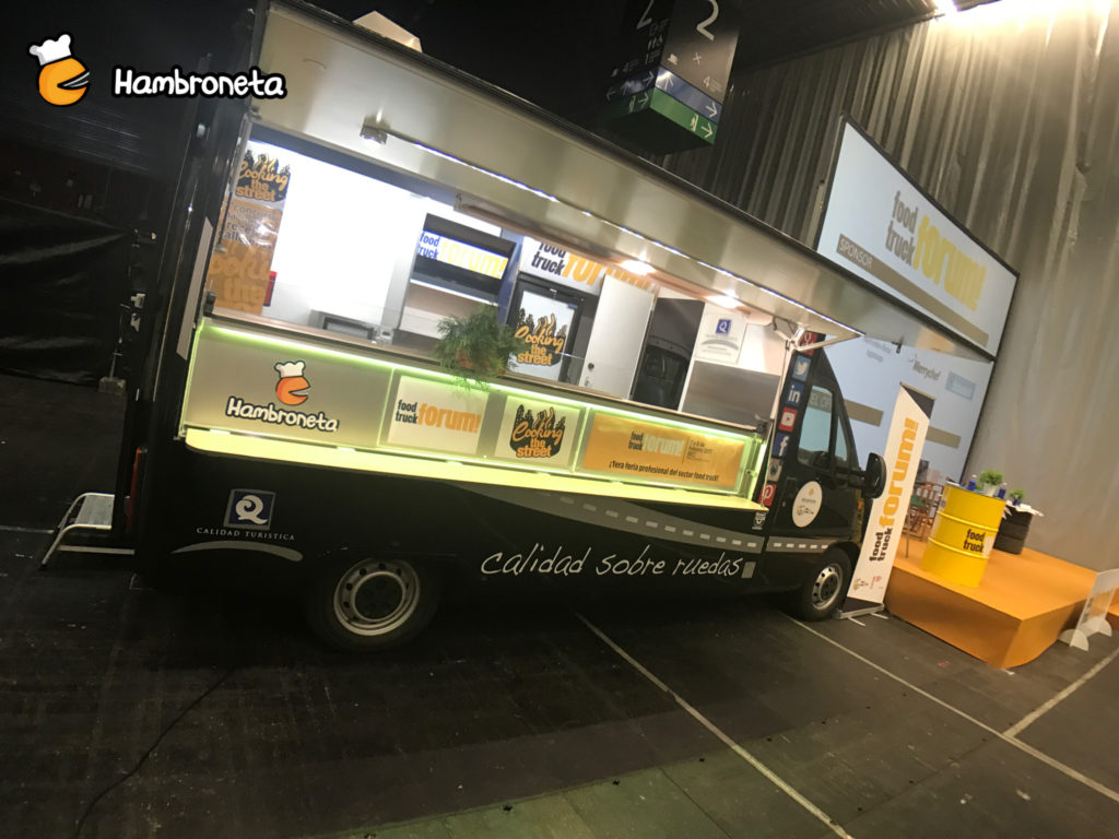 hambroneta en food truck forum