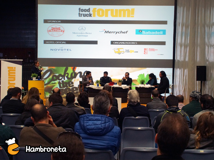 ponencias food truck forum leire perez