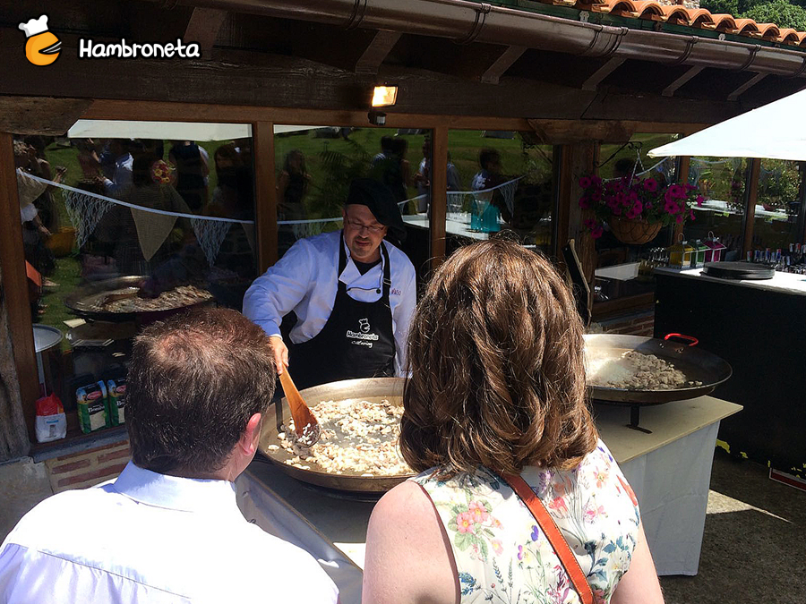 Showcooking - Ver en blog