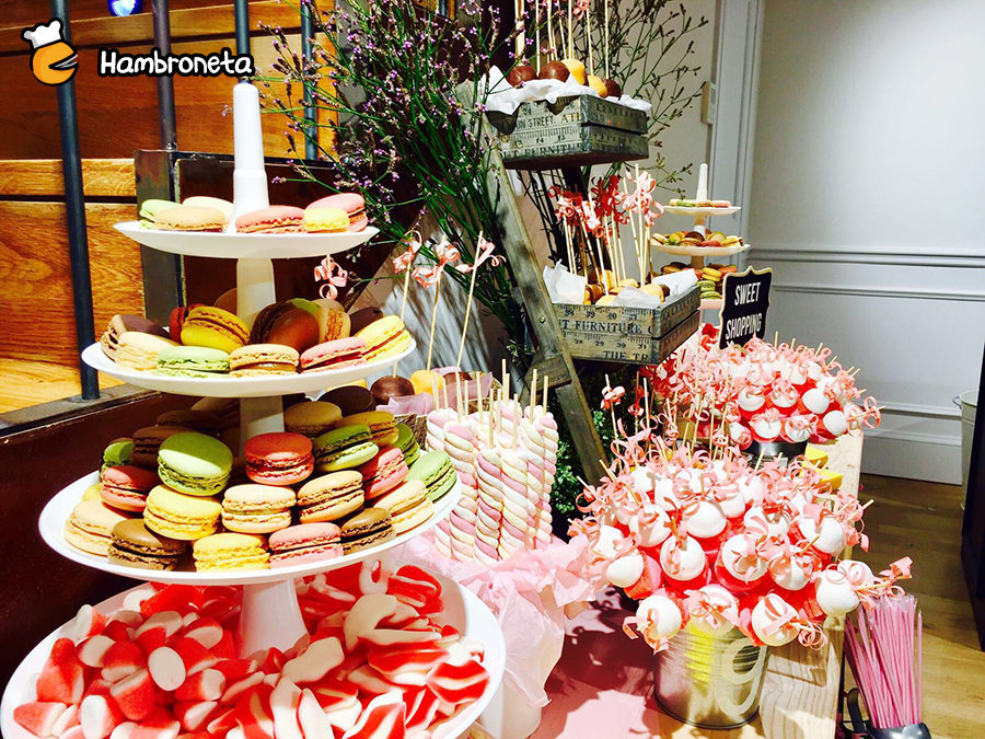 inaguracion subdued bilbao hambroneta catering candy bar